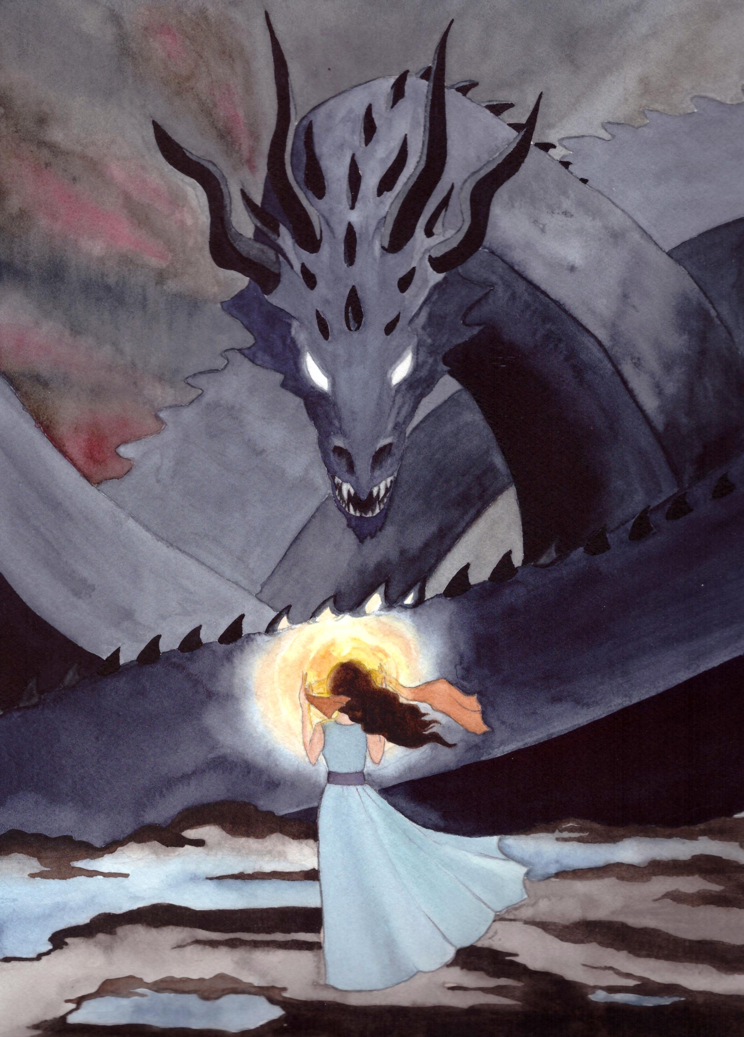Pohádky pro nemocné medvědy - rozhovor s Kateřinou Špirochovou - ilustrace Vlčí oči